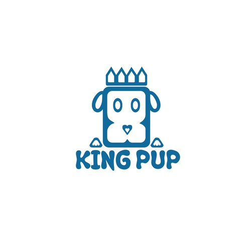 King Pup Logo