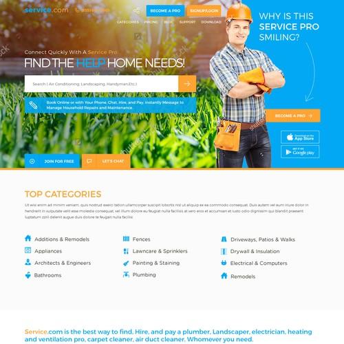 Website Design...