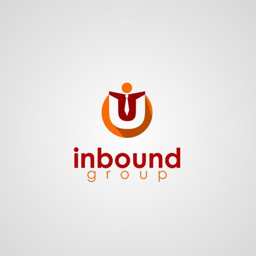 Business logo for marketing agency
