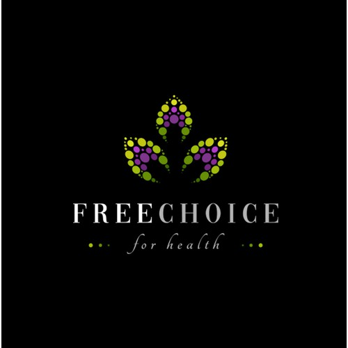 Free choice for health Logo