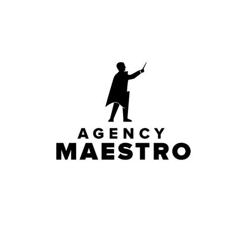 Orchestra Maestro Logo