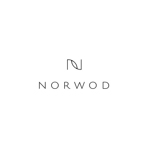 Logo for line of Norwegian wood oils, lacquers and waxes