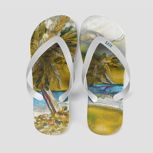 Flip Flop- summer time