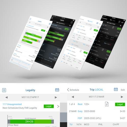UI Redesign