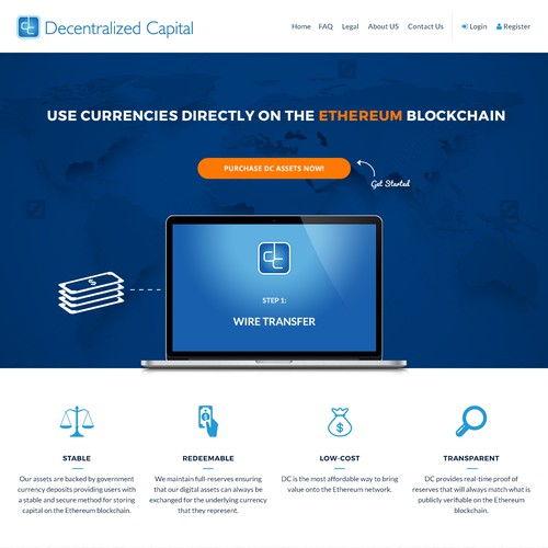 Decentralized Capital
