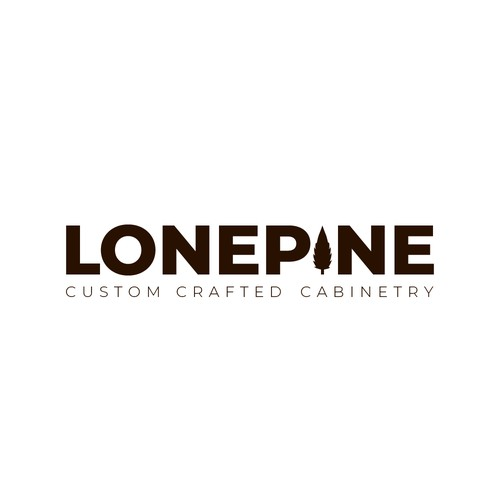 Logo Design for Custom Cabinetry Woodworking Company