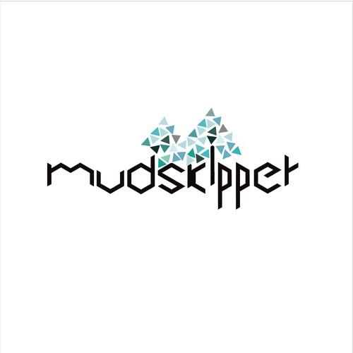 Concept du logo abstrait
