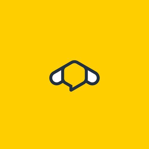 Bizybee logo design