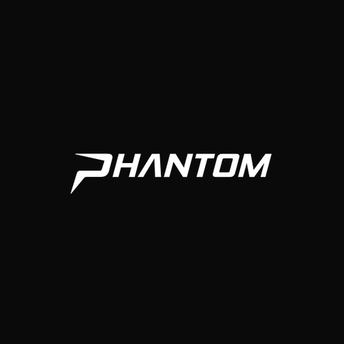 Logo & Jimdo website for Phantom