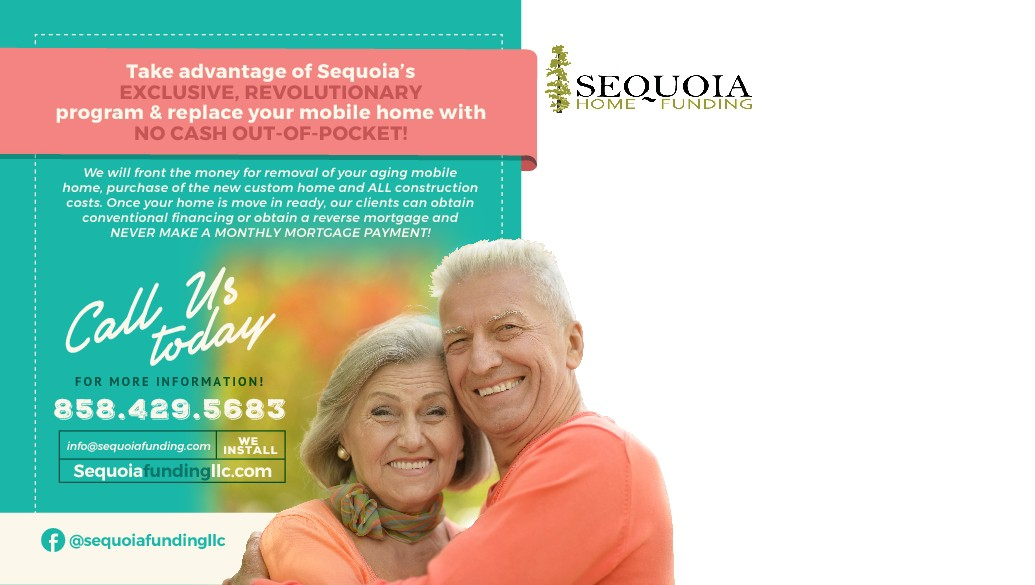 Launching our One of a Kind Home Replacement Program to help Seniors!!