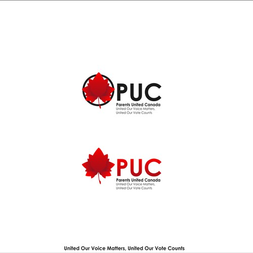 Bold logo for PUC