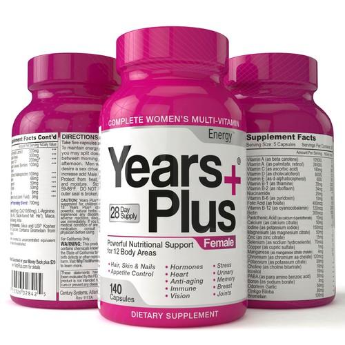 Women's Multi-Vitamin