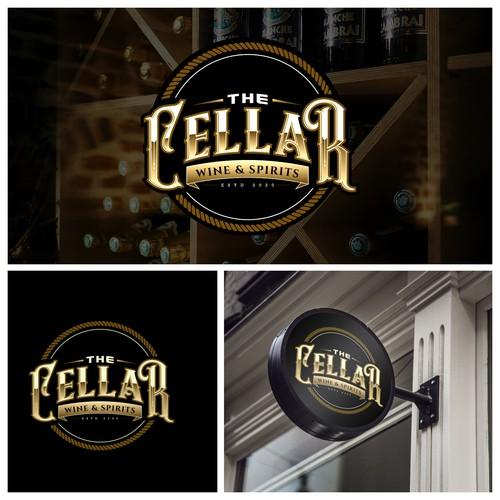 Logo concept for a bar