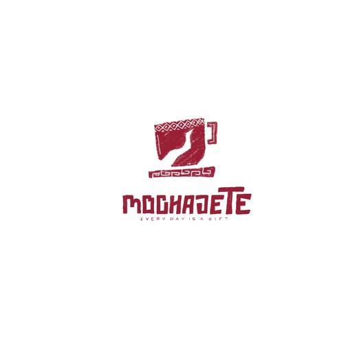 Mochajete coffe logo