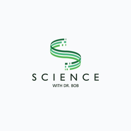 Logo for science with Dr. Bob