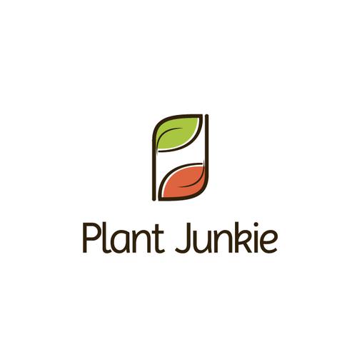Logo for Plant Junkie