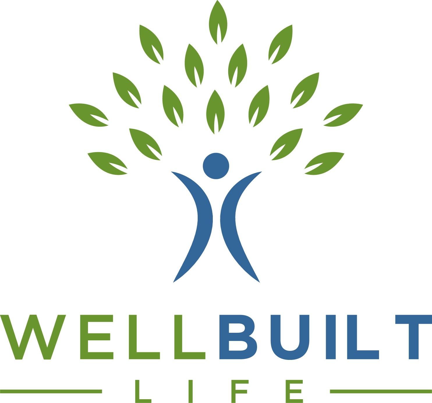 "Need an original looking, eye catching logo for our ""Well-Built Life"" health and wellness improvement program!"