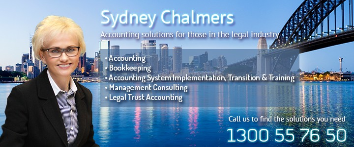 Create a capturing, professional illustration for Sydney Chalmers
