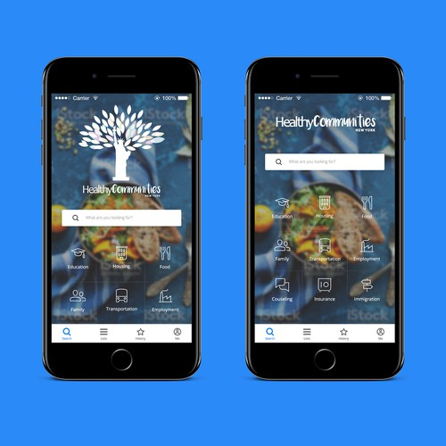 healthy Community app