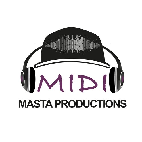 MIDI MASTA PRODUCTIONS LOGO