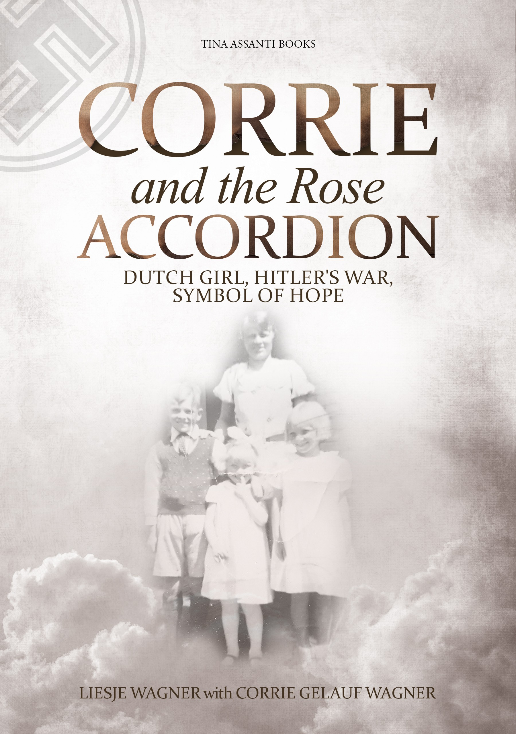 Corrie and the Rose Accordion EBook Cover