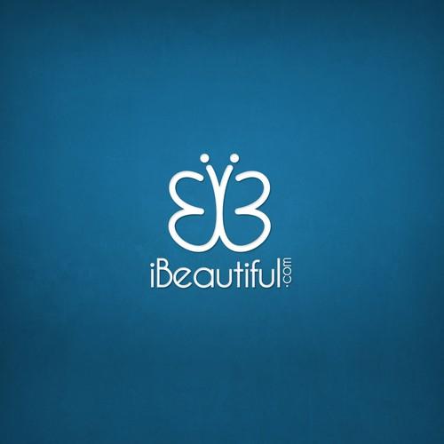 iBeautiful Logo Design