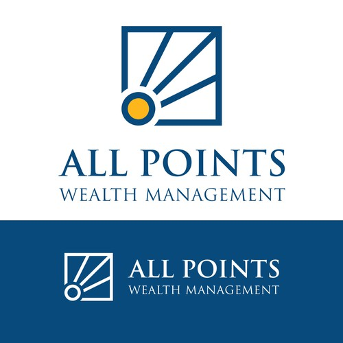 Logo for All Points Wealth Management