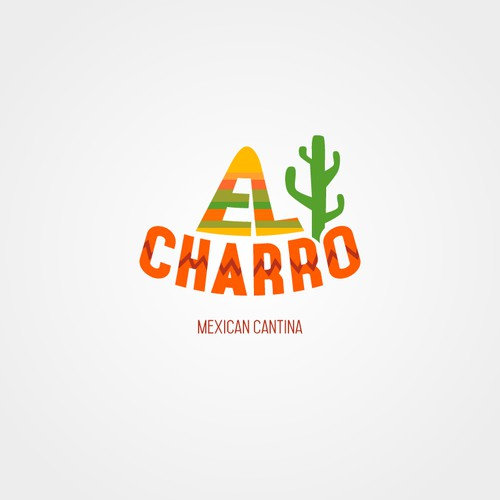 Create a new logo with attitude for this New Mexican Restaurant