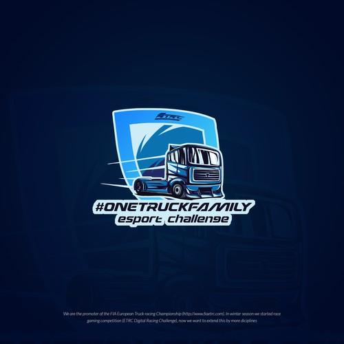eSports Truck Racing logo