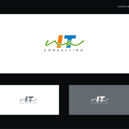 Creat a Logo & a business Card for an IT Company