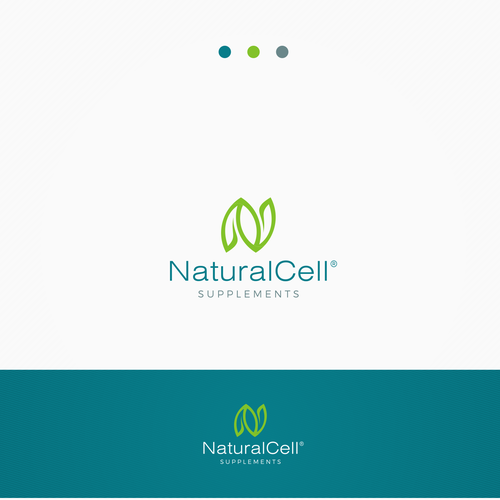 memorable logo (brand) for a new health vitamin and supplements company