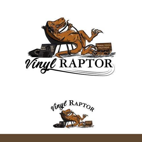 Vinyl Raptor