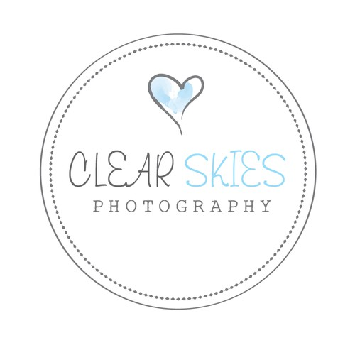 New logo wanted for Clear Skies Photography