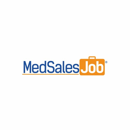 Logo Concept for MedSalesJob