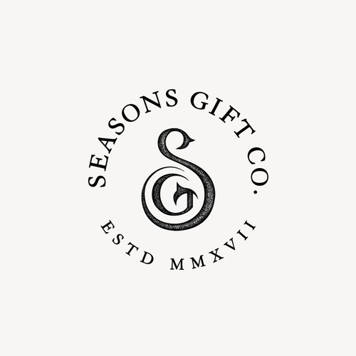 Seasons Gift Co. - Logo Design