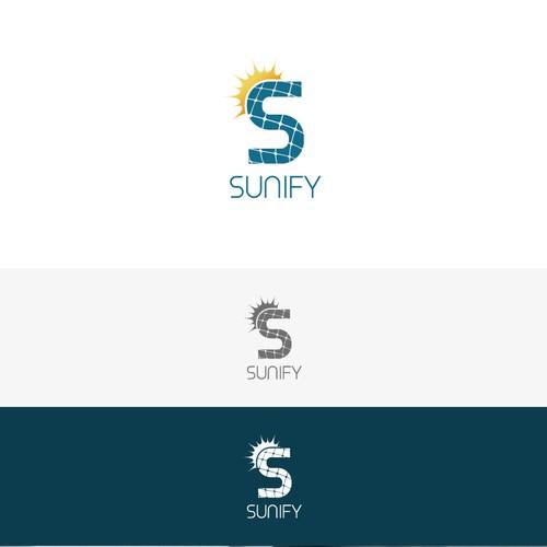 Logo design for Sunify