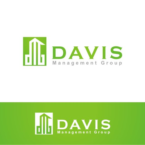 Create the next logo for Davis Management Group