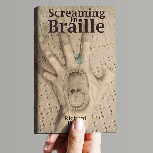 Screaming in Braille book cover