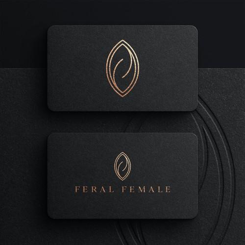 Feral Female Logo