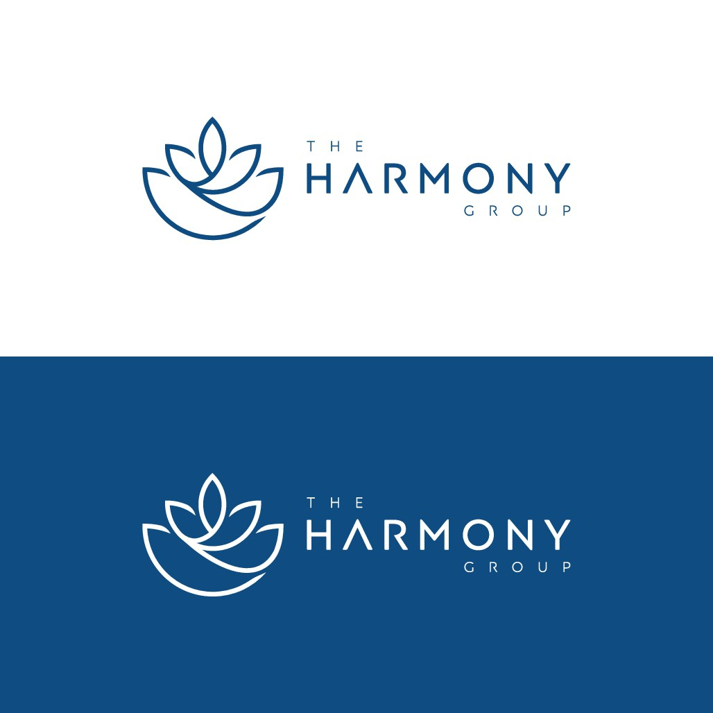 Design a classy and calming logo for a real estate services company.