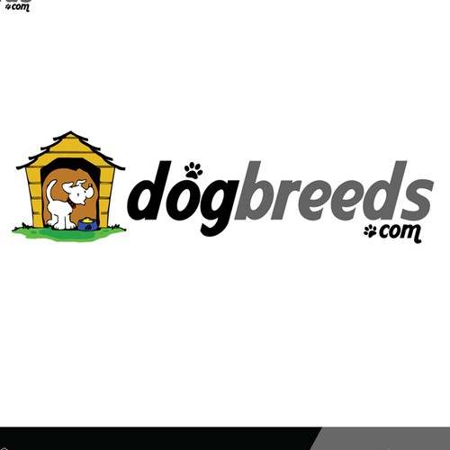 Create the next logo for DogBreeds.com