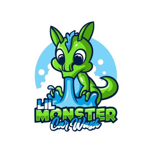 Cute Logo For Car Wash Business