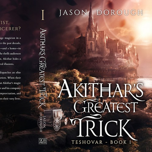 AKITHAR'S GREATEST TRICK - Teshovar by Jason Dorough