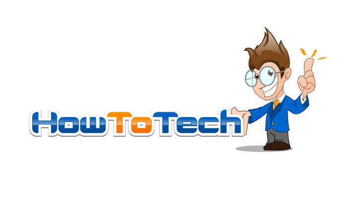 Create the next logo for HowToTech.
