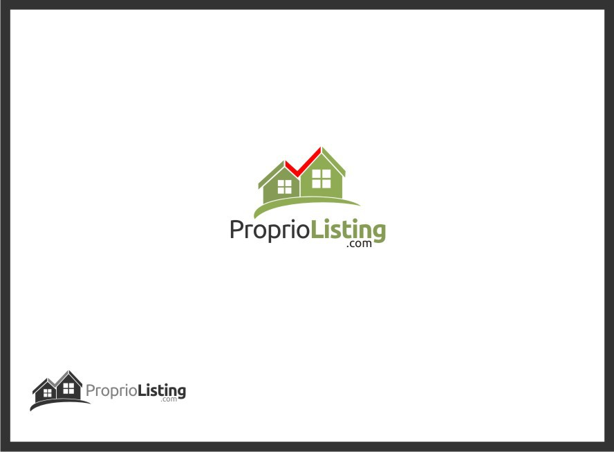 Help ProprioListing.com with a new logo
