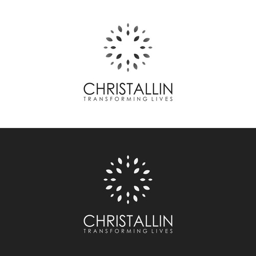 Logo design for Christallin
