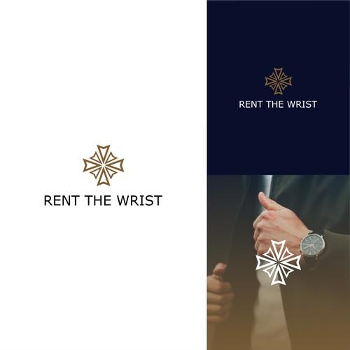 Rent The Wrist logos concept