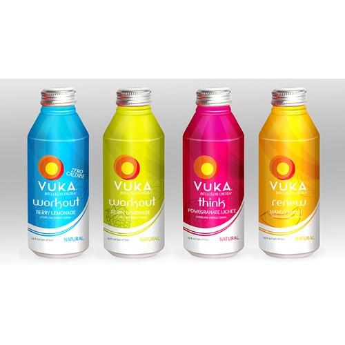 Vuka Label Redesign