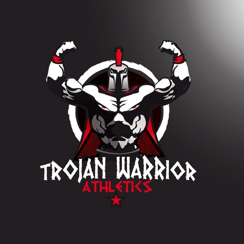 logo for Trojan Warrior Atlhetics