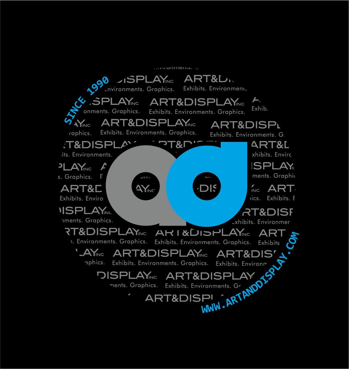 Art & Display Tshirt design